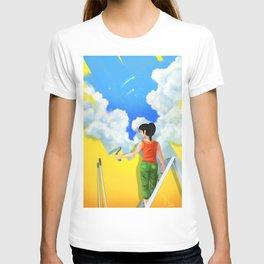 She's a good painter T-shirt