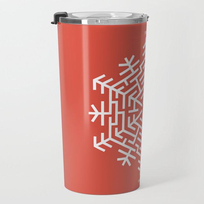 An Amazing Christmas Travel Mug