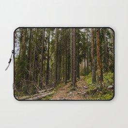 Follow The Path Laptop Sleeve