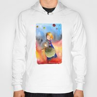 little prince Hoodies featuring Little Prince by Jose Luis Ocana