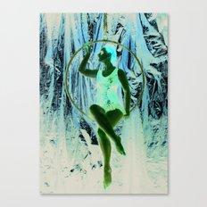 Lyra Canvas Print