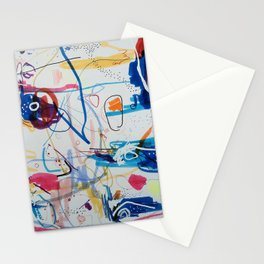 Remixed sister Stationery Cards