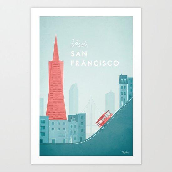 San Francisco by wetcake