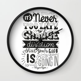 Change Wall Clock