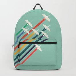 The Cranes Backpack