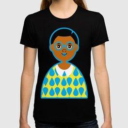 Girl 3 - Raindrops T-shirt