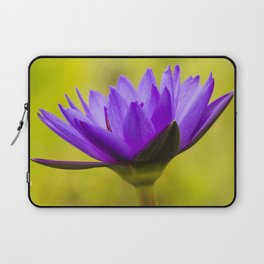 Blue Lotus Laptop Sleeve