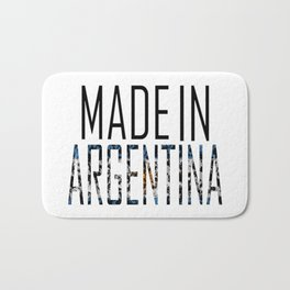 Made In Argentina Bath Mat
