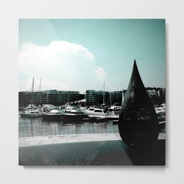 Marina at Keppel Bay, Singapore Metal Print