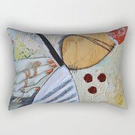 Icons of Hurt Rectangular Pillow