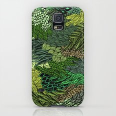 Leaf Cluster Slim Case Galaxy S5
