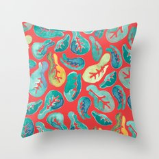 Fiddle Fig Throw Pillow