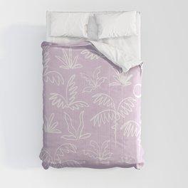 Oasis (bubblegum) Comforters