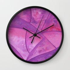 Improvisation 40 Wall Clock
