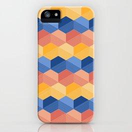 summer palette 003 iPhone Case