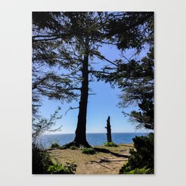 Life Stages of a Tree Canvas Print