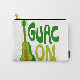 Guac on Carry-All Pouch
