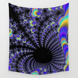 Fascinating Fractal Wall Tapestry