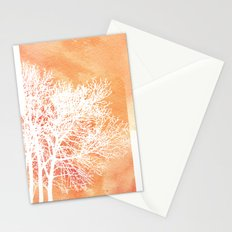 Autumn Silence Stationery Cards