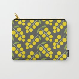 Wattle I Think Of Next Carry-All Pouch