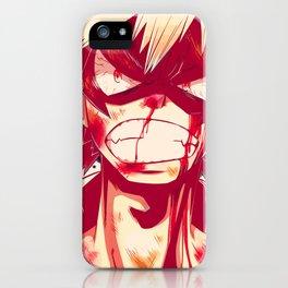Bakugou iPhone Case