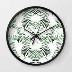 Leafs x Wall Clock