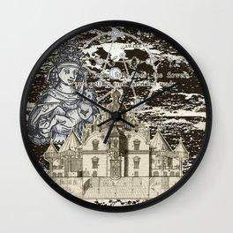 AWAKE 107 Wall Clock