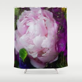 Peony Shower Curtain