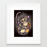 dreamer Framed Art Prints featuring Dreamer by SilviaGancheva
