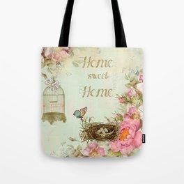 Home Sweet home #4 Tote Bag
