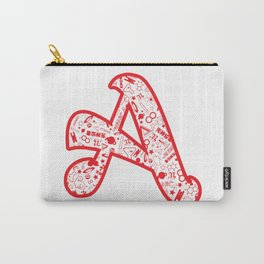 Scarlet A - Version 2 Carry-All Pouch