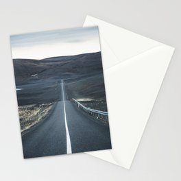 Midnight Driving part 1 Stationery Cards