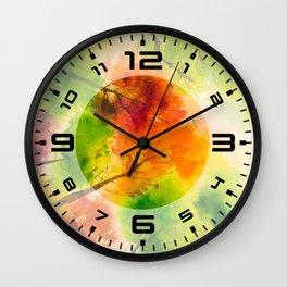 Autumn scenery #13 Wall Clock