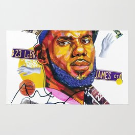 The New Laker Rug
