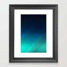 Translucent Sky [ Abstract ] Framed Art Print