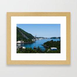 Alaska View pt.2 Framed Art Print