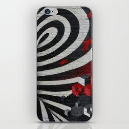 """""""The only constance is Change"""" iPhone Skin"""