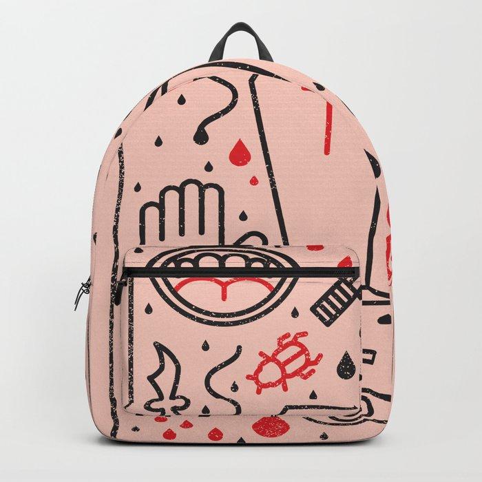 Good Clean Horror Backpack