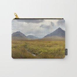 Glencoe, Scottish Highlands Carry-All Pouch
