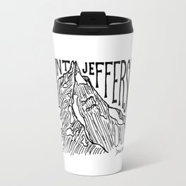 Mount Jefferson Travel Mug