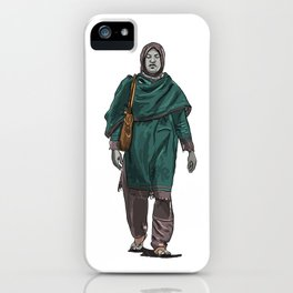 Mujer iPhone Case