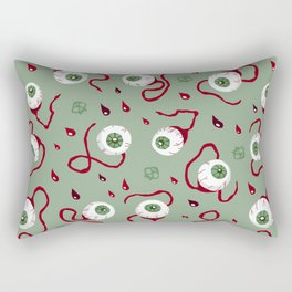 Eyeballs Rectangular Pillow