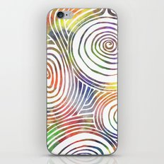 Imagination will take you everywhere iPhone & iPod Skin