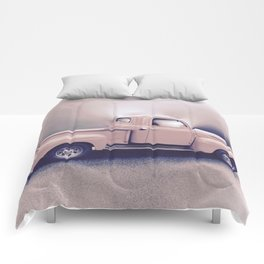 Classic Vintage Pickup Comforters