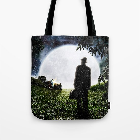 The Little Observer Tote Bag