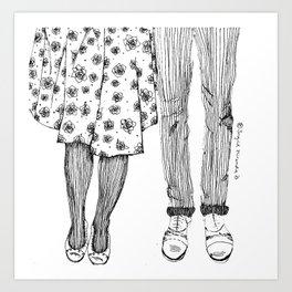 Illustration Art Print