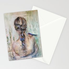 Medley of Wings Stationery Cards