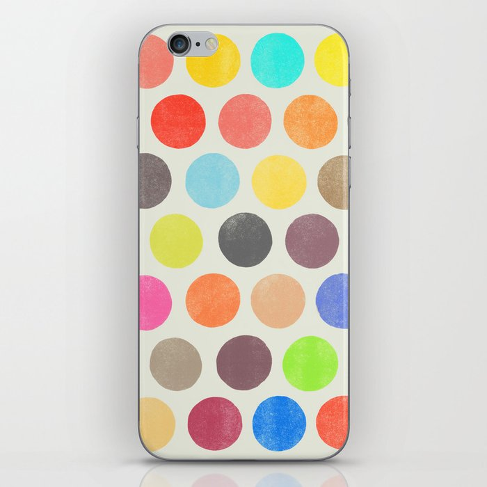 colorplay 1 iPhone Skin
