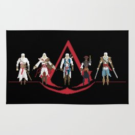 The Creed Rug