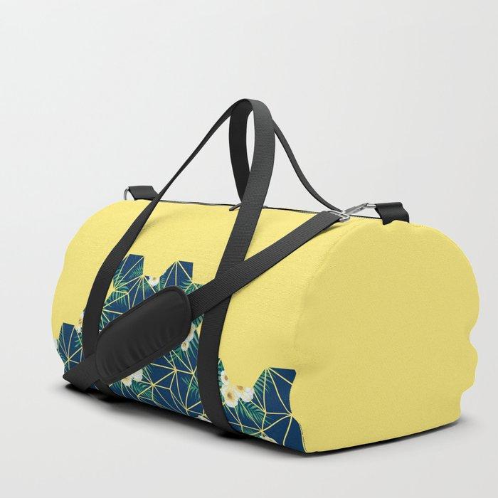 Tropical Tiles #society6 #decor #buyart Duffle Bag